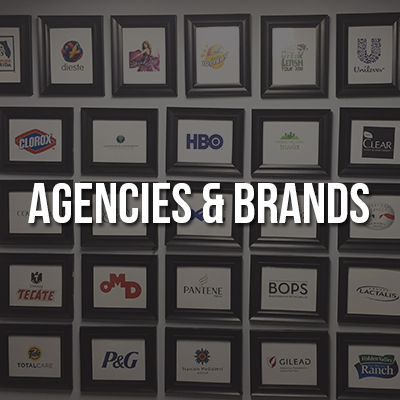 Agencies and Brands