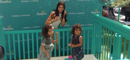 Pampers #BabyGotMoves 1