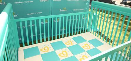 Pampers #BabyGotMoves 4