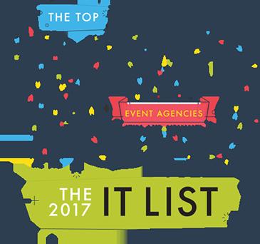 Top 100 Event Agencies It List 2017 Event Marketer