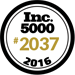 #2037 on the Inc. 5000