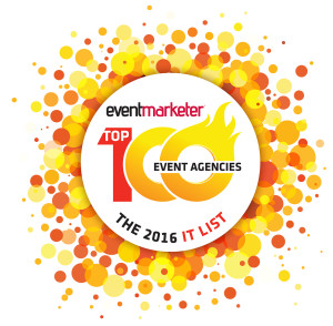 Event Marketer It List Top 100 Event Agencies 2016