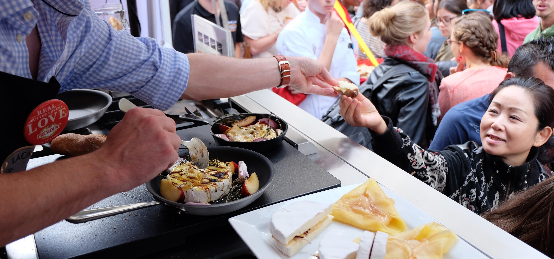 Best Food And Beverage Sampling Campaign